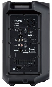 Yamaha dxr10 rear panel