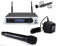 Wireless mics & IEM